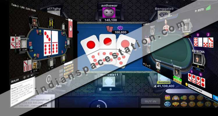 When You Are Playing Online Poker